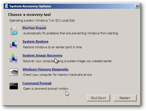 Cara Menggunakan Repair Disc Windows 7 - Blog Kang Ahmed