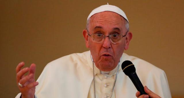 O Vaticano anunciou que, apesar do risco, a viagem de Francisco está confirmada – Reprodução