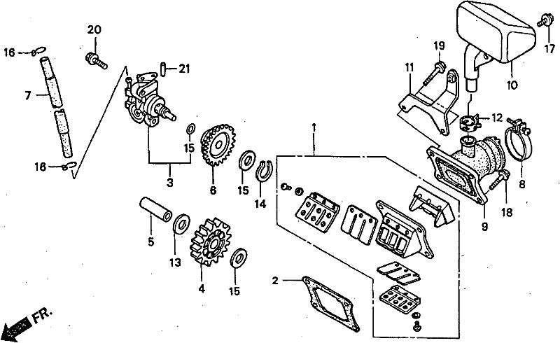 NSR Salatiga: NSR 150 SP Parts Catalogue