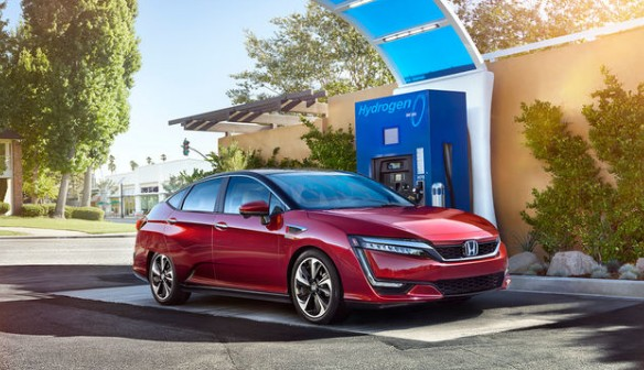 2017 Honda Clarity Electric Vehicle Review