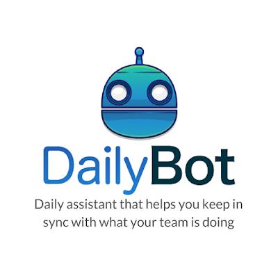 DailyBot slack chatbot reportes diarios