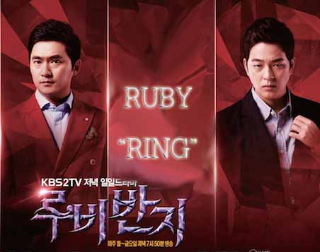 Drama Korea Ruby Ring