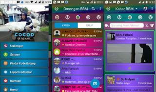 Download BBM Mod Full Color V3.3.1.24 Apk (BBM Disco)
