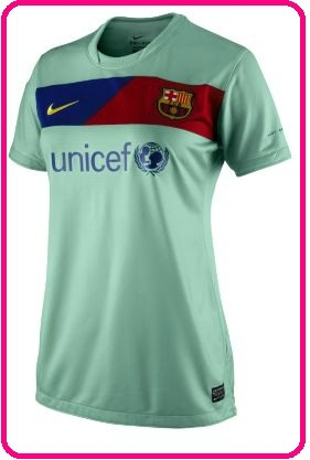 outlet store bb085 5dbe9 JersyShop's: BARCELONA HOME AND AWAY KIT