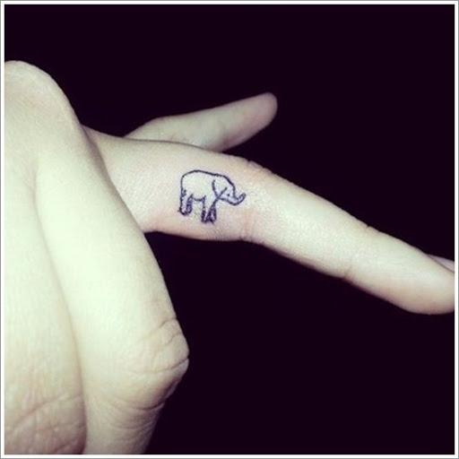 Elefante Tatuagem