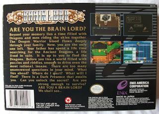 Brain Lord - Caja detrás