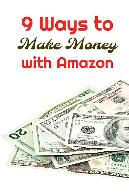 There are so many ways to make money on Amazon. Learn how in this get-paid guide!