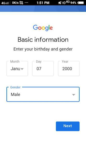 Google account kaise banaye in Hindi mein. Google account kaise banate hain.