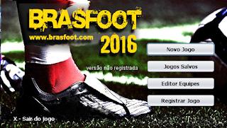 Brasfoot 2016 Build 4