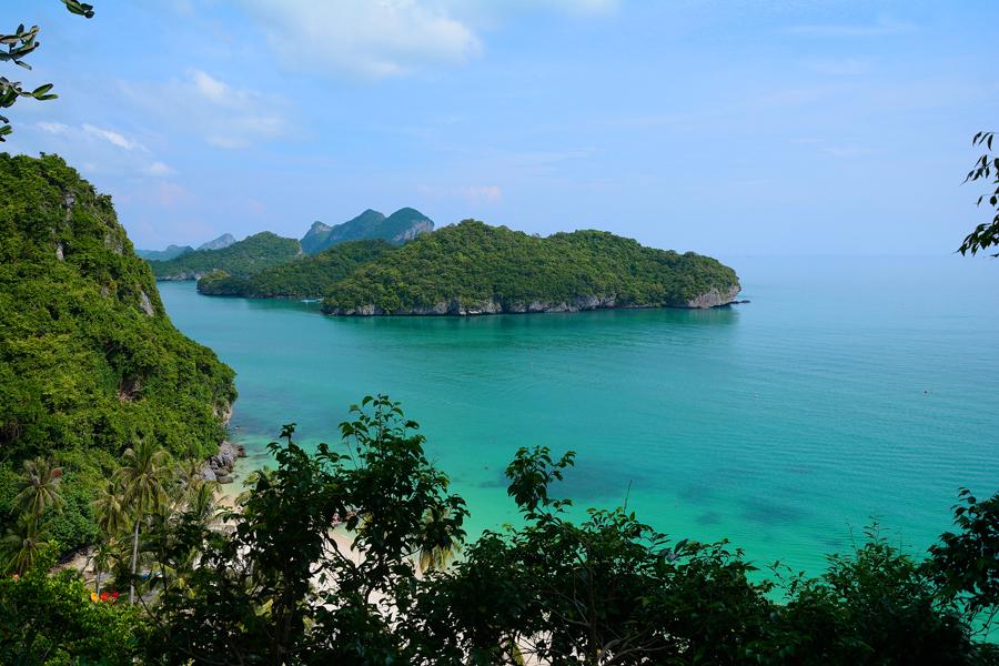 Archipelag Ang Thong Ko Samui