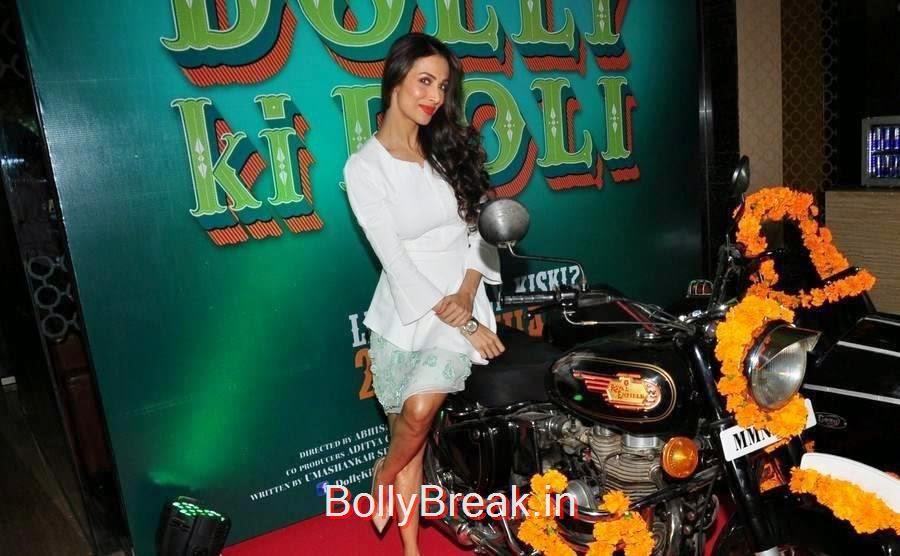 , Hot HD Pics OF Malaika Arora Khan At Dolly ki Doli Movie Press Meet