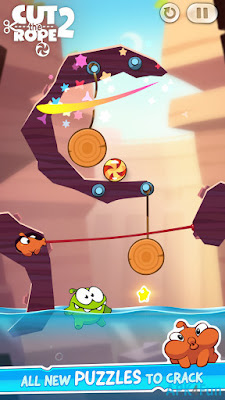 cut the rope games