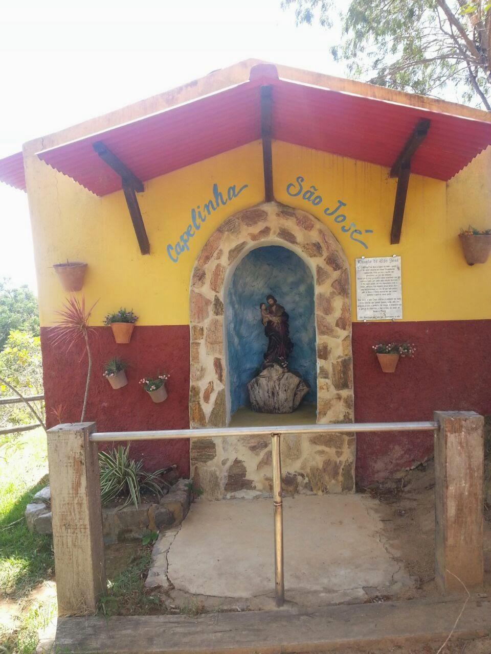 Capela São José Rico Caipira