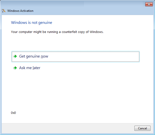 Cara Mengatasi Peringatan Windows Activation yang Sering Muncul