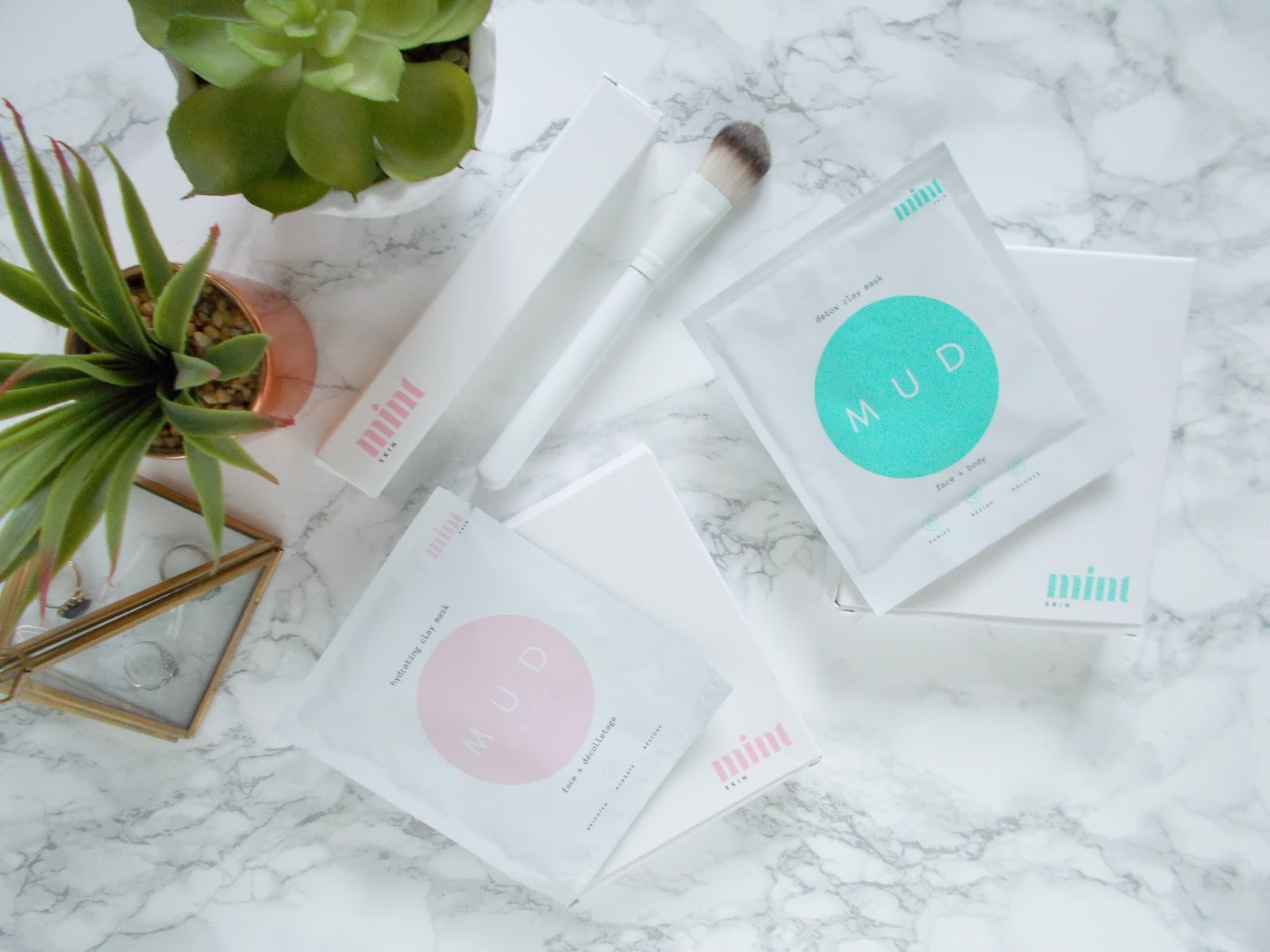 mint skin australia mud mask review