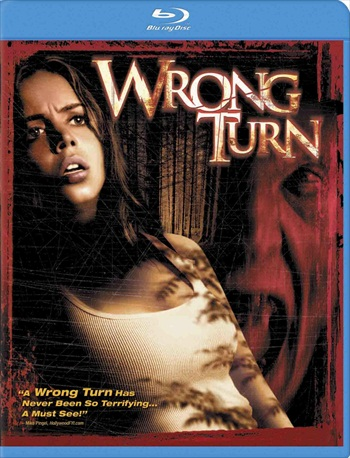 Wrong Turn 2003 Dual Audio Hindi 480p BluRay 300mb
