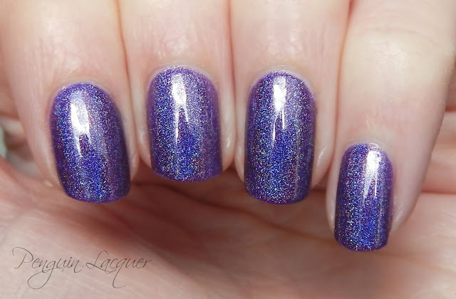 Born Pretty Store Holo Polish 11 indirect light nah