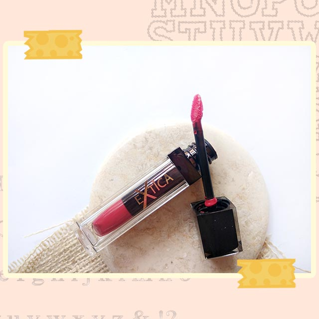 Extica Charm Color Stay Lip Cream