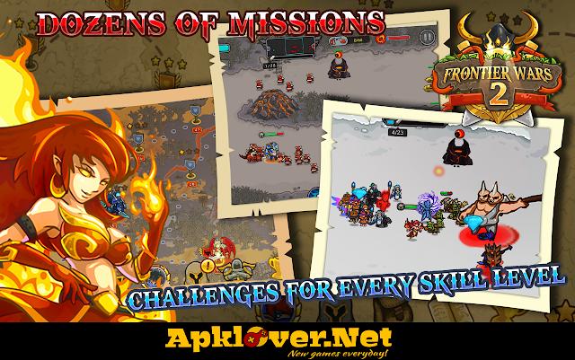 Frontier Wars 2: Rival Kingdoms MOD APK unlimited money