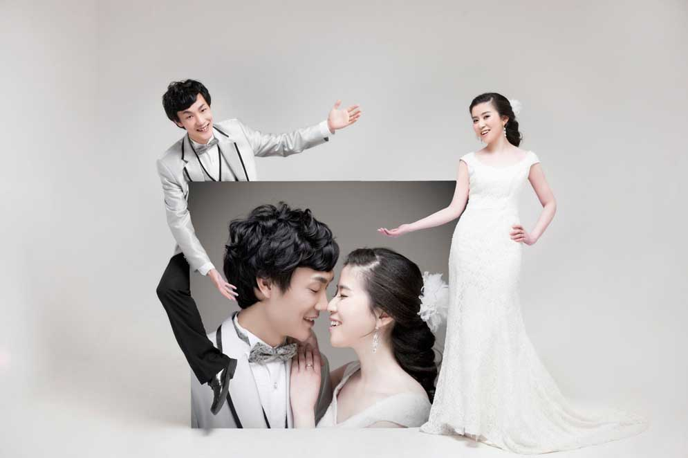 Pre Wedding Styles: Style And Pose The Korean Way