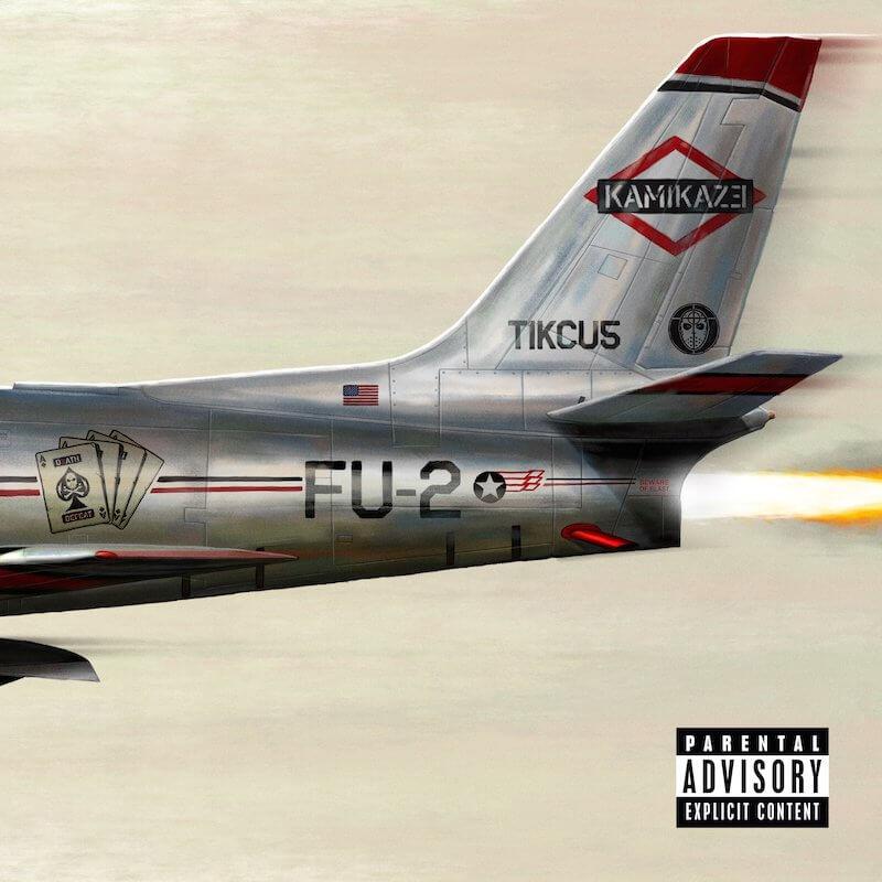 Eminem Drops Amaze New Album Kamikaze
