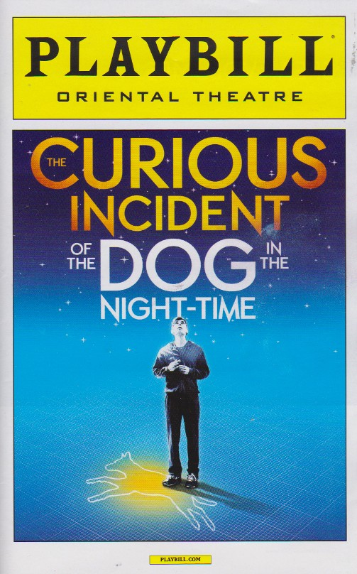 book review the curious incident of The curious incident of the dog in the night-time won the 2003 whitbread book award for best novel and book of the year it was later adapted into a highly successful play by the national theatre the production has since.
