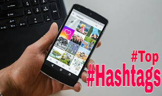 Top Instagram #Hashtags To Get More Likes And Followers