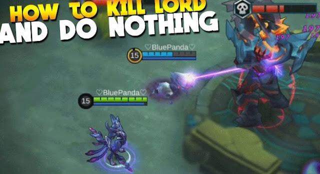 arti lord has been slain di Mobile legend