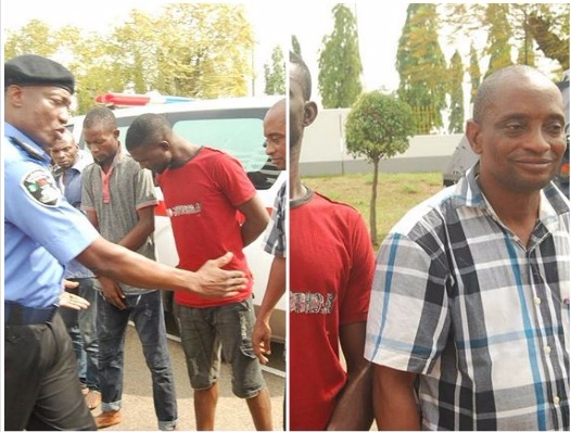 See photos of 6 suspects who try to kill Sen. Dino Melaye