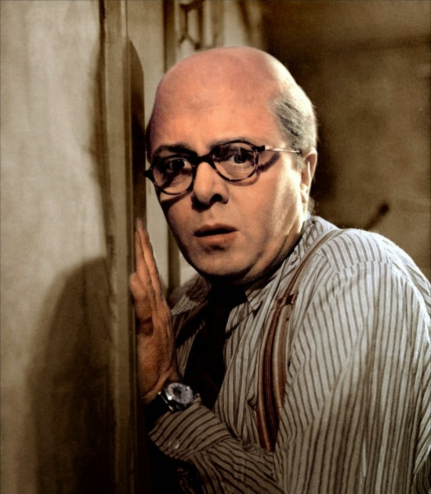 Bespectacled Birthdays: Richard Attenborough (from 10 Rillington ...