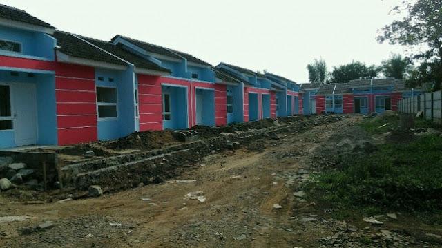 Perumahan Subsidi Terbaru Cluster Pesona Tamira Rajeg - Tangerang