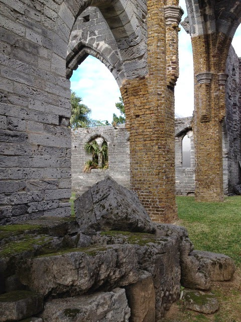 The Unfinished Church, Bermuda