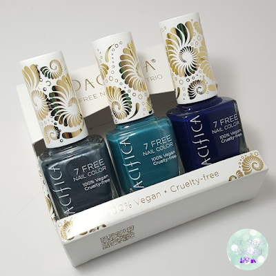 Pacifica Spring Nail Polish Trio | Kat Stays Polished