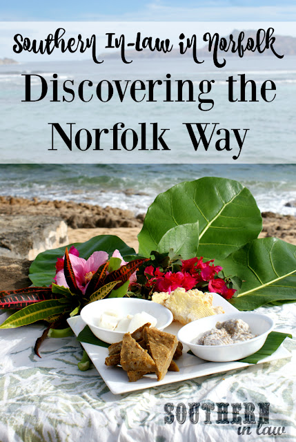 Discovering the Norfolk Way of Eating - Traditional Food and Culture in Norfolk Island