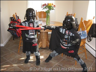 Little Vaders