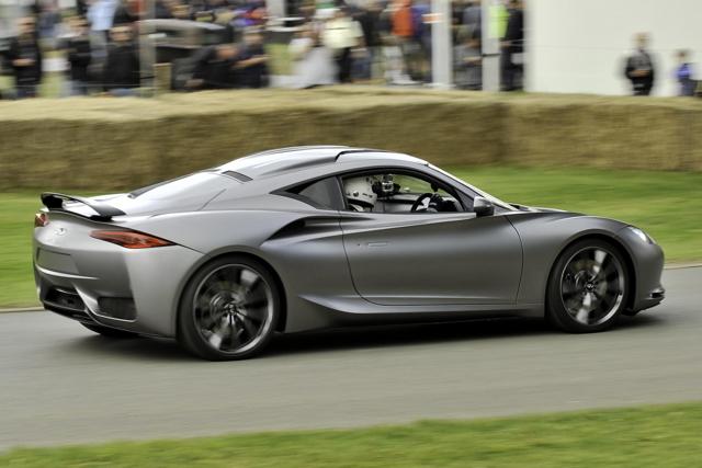 infiniti sports car sports cars