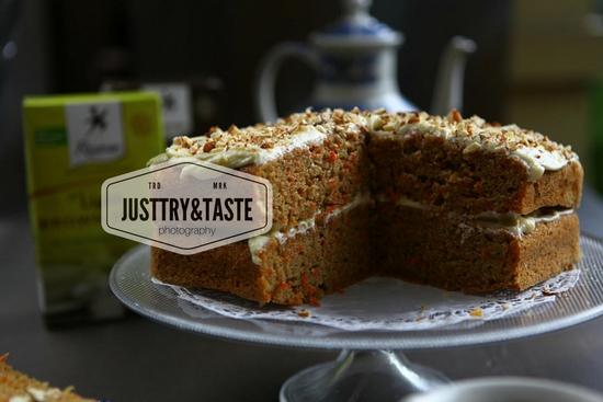 Resep Cake Tiramisu Jtt: Resep Carrot Cake Dengan Cream Cheese Frosting