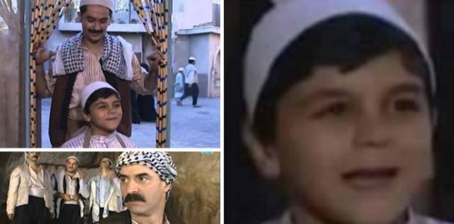 هل تذكرون الطفل هاشم في المسلسل الشهير 'الخوالي' ؟ شاهدوا كيف أصبح بعد 17 عام...!! هو الاَن اعتزل الفن نهائيا