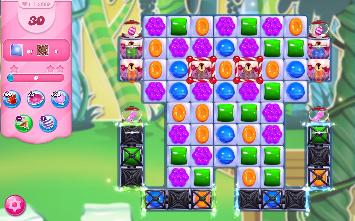 Candy Crush Saga level 5277