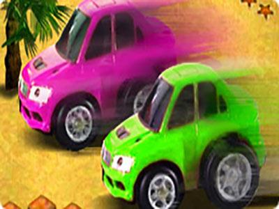 تحميل لعبة سباق عربيات مضحكة Ringed Racing Fun كاملة ومجانية