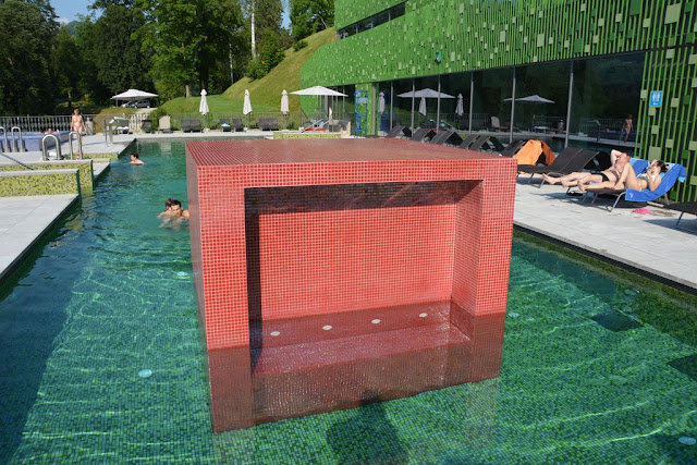 Rimske Therme Toplice red massage block