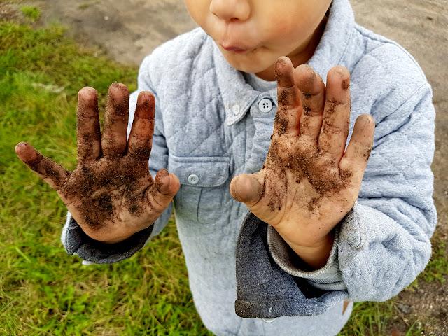 Kosmetyki naturalne dla dzieci - Love Dirty Birdie - Dresdner Essenz.