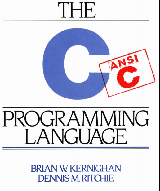 Kampr the c programming language having looked at simon longs book about c programming i thought i should give a mention to the one that has been long regarded as the c bible fandeluxe Images