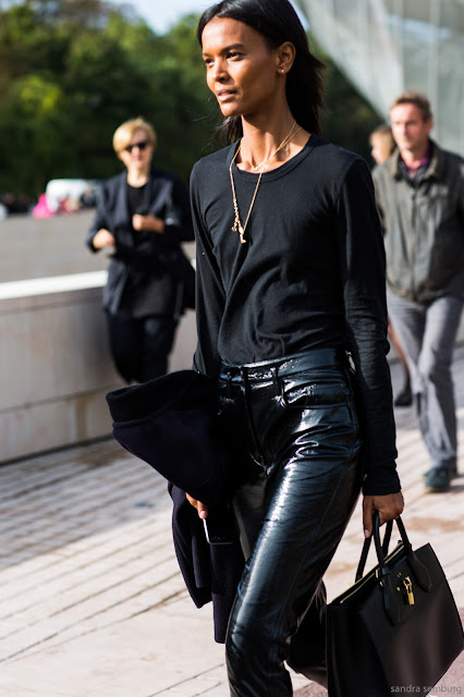 Paris Fashionweek at Louis Vuitton