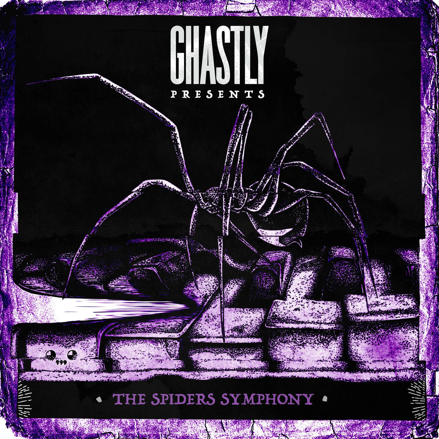 Ghastly - The Spiders Symphony - Single Cover
