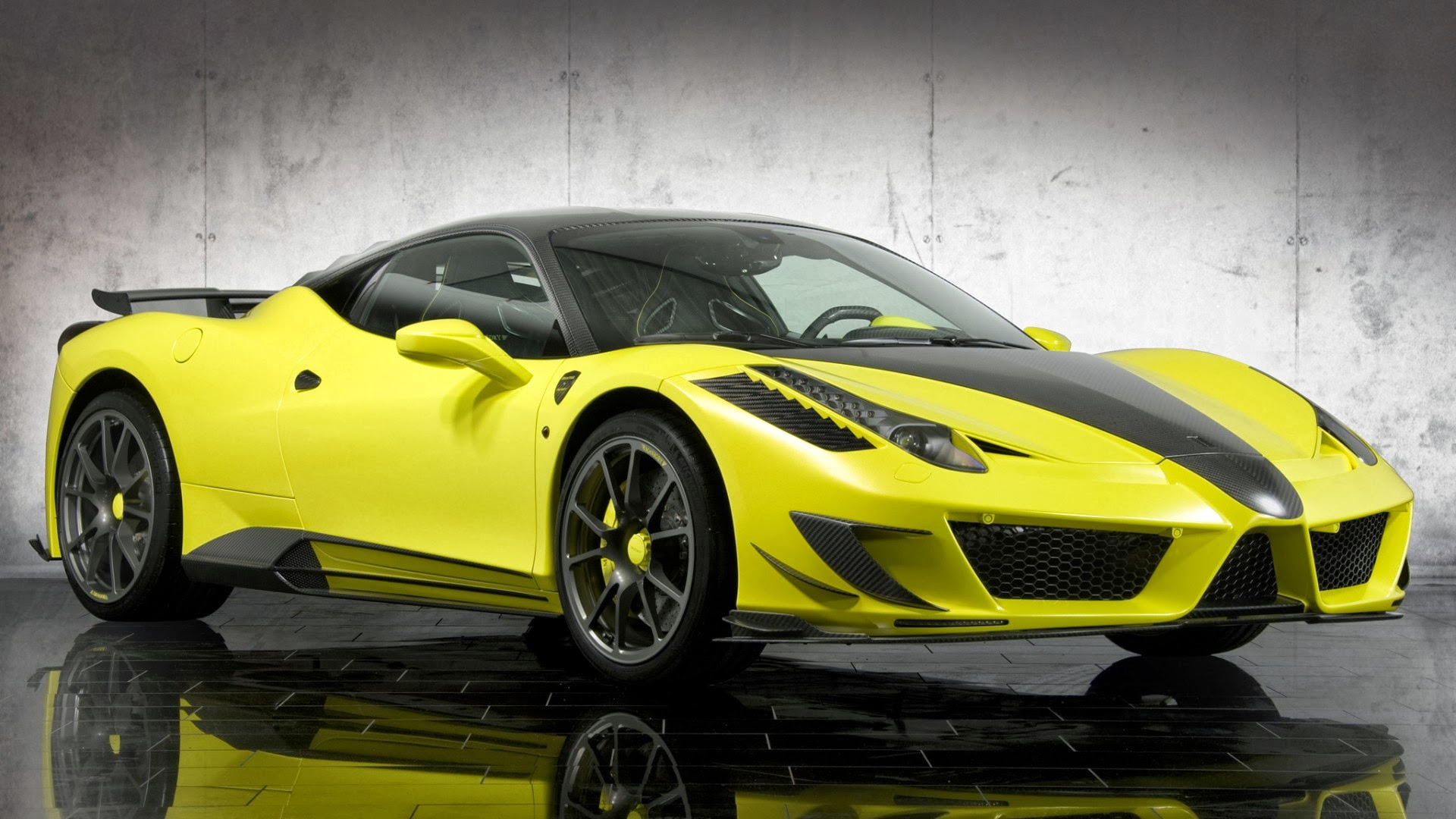 Autos Tuning Hd: Deportivos Ferrari Tuning