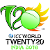 ICC T20 Cricket World Cup 2016 Time Table Download