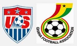 مشاهدة مباراة غانا و أمريكا اليوم 16-6-2014 بث مباشر كأس العالم