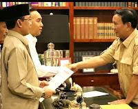 Ahyar-Mori Siap Deklarasi 1 Oktober, Prabowo Direncanakan Hadir