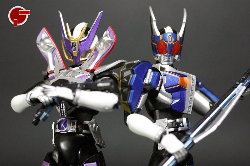 Firestarter's Blog: Toy Review: S.H. Figuarts Kamen Rider ...